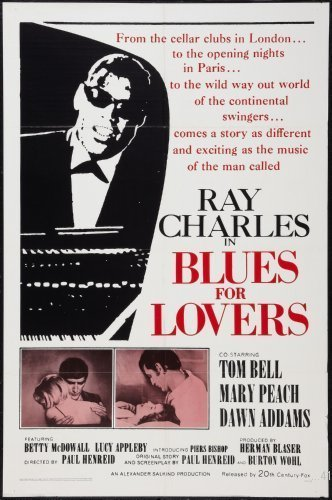 Blues For Lovers Movie Mini Poster #01 11x17