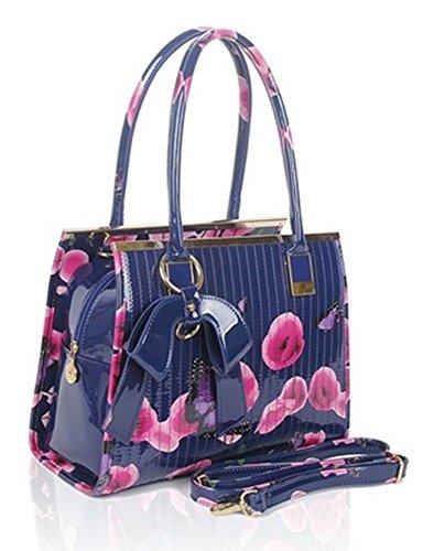 hobo sac sacs sacs mode à femmes créateurs grandes oversize en à de bandoulière CWS00476 à cuir CWS00350 dames sac sacs de sacs main Bleu LeahWard de bandoulière main à qRZaOnwYY