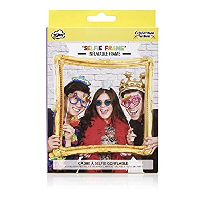 NPW Inflatable Selfie Frame: Toys & Games