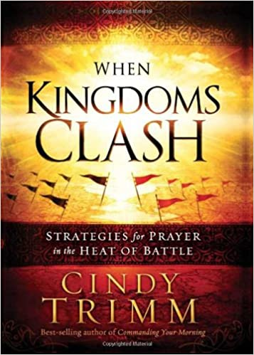 Cindy Trimm Evening Prayer