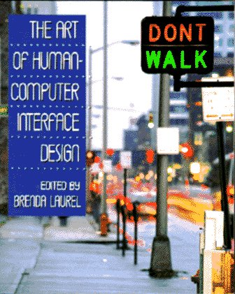The Art of Human-Computer Interface Design (Paperback)-cover