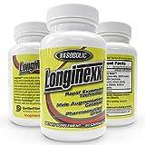 Longinexx Male Penis Enlargement Enhancement Formula 3 Month Supply