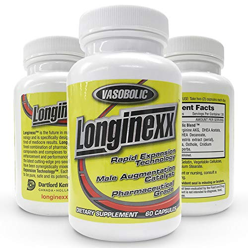 1 bottle Longinexx Male Enhancement pills (Ron Jeremy Best Pills)