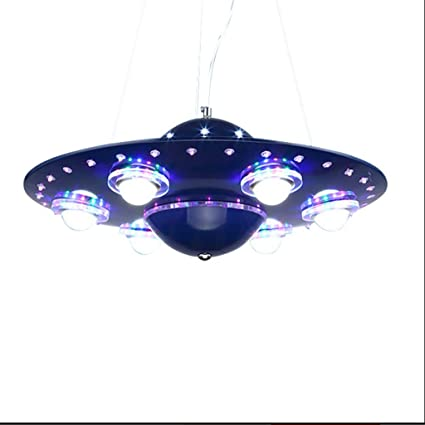 Amazing Amazon.com: Briskaari Store  Childrenu0027s Room Chandelier Creative Cartoon  Flying Saucer Chandelier Boy Bedroom Lamp Led Living Room Room Eye  Decoration Lamp: ...