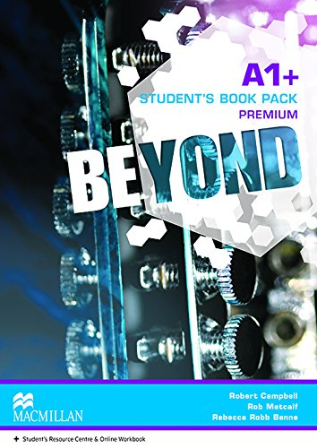 Beyond Student's Book Premium Pack-A1+