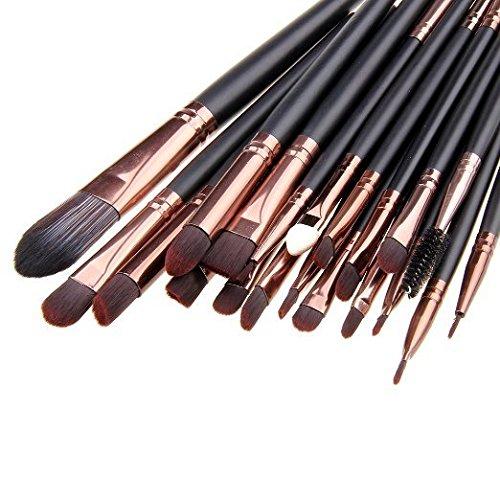 Unimeix 20 Pcs Pro maquillage Set