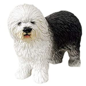 Old English Sheepdog Figurine 34