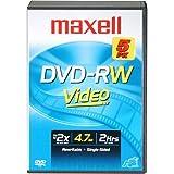 Maxell DVD-RWs (635116) (635116)