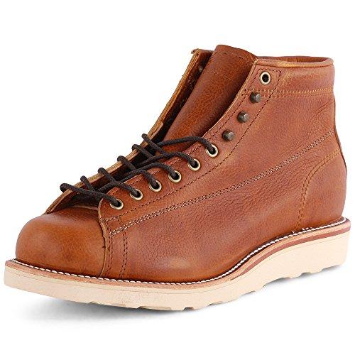 Chippewa 1901M35 Mens Leather Boots Tan - 41 EU