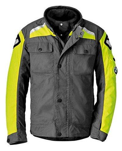 Amazon.com: BMW Genuine Motorcycle MenS Neonshell Jacket EU ...