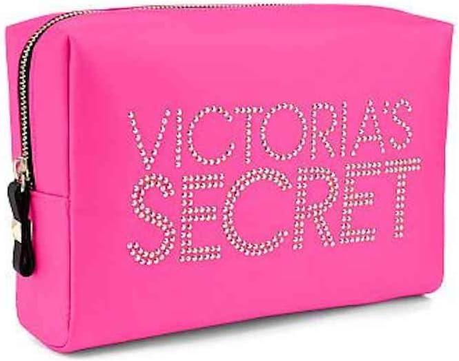 De madreperla y crin de Victorias SECRET con diamantes (Funda con tapa para maquillaje) está maquillado Protector de pantalla y bolsa para raquetas de tenis con del real MADRID F.C: Amazon.es: Belleza