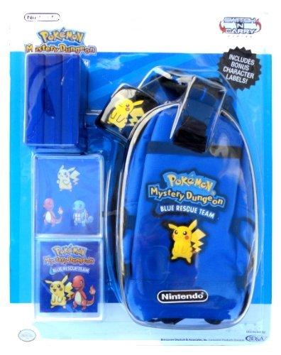 Pokemon Mystery Dungeon Blue Rescue Team (Pokemon Mystery Dungeon Red Rescue Team Pokemon)