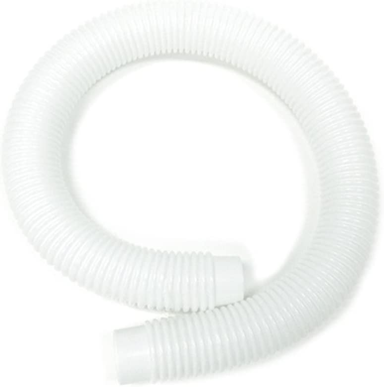 "Summer Waves Replacement 1.25"" x 3' Plastic Return or Suction Hose Pools P58125036"