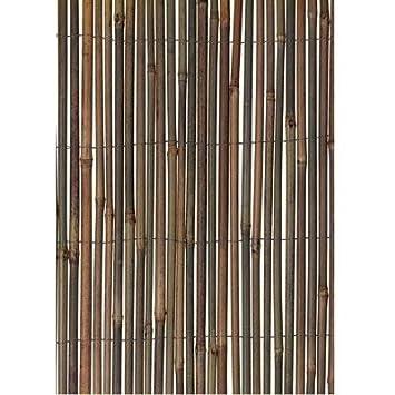 Gardman USA auténtica postes de bambú 13 \'x3\' 3 \