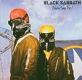 Black Sabbath: Never Say Die! (Jewel Case CD) (Audio CD)