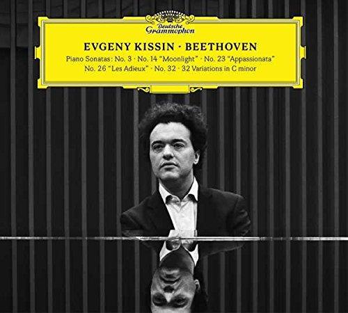 Price comparison product image Beethoven (Piano Sonatas No. 3; 14; 23; 26; 32) [2 CD]