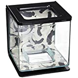 Marina Betta Aquarium Starter Kit, Ying/Yang