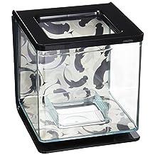 Marina Betta Aquarium Starter Kit, Ying/Yang