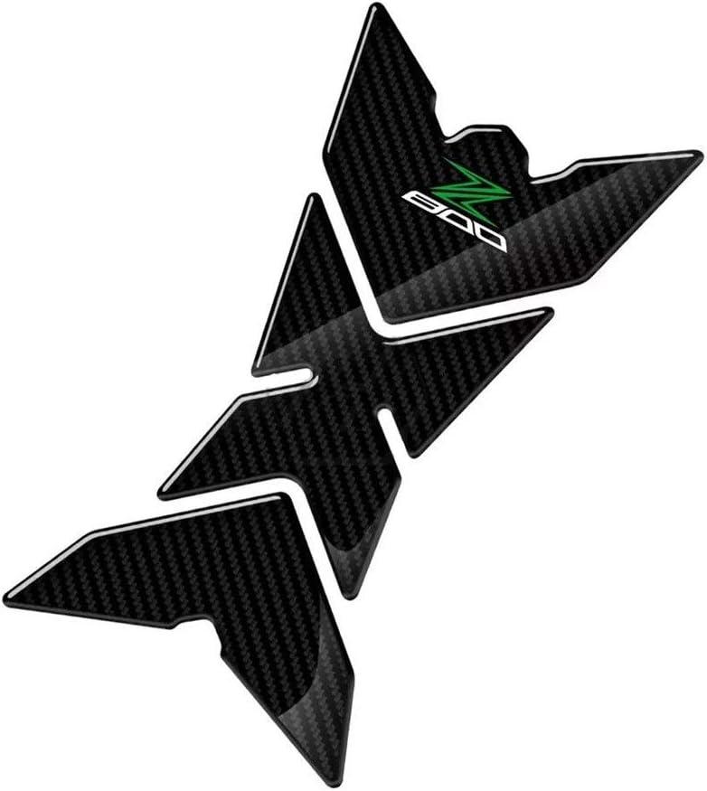 3D-Motorrad-Gas-Beh/älter-Auflage-Schutz-Abziehbilder Fall for Kawasaki Z800 Z 800 Tankpad Motorrad-Kraftstofftank-Aufkleber