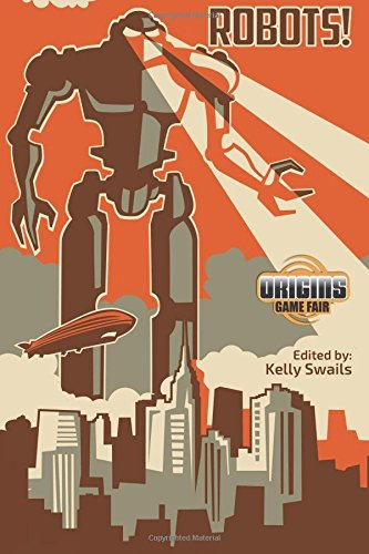 Robots!: The Origins 2016 Library Anthology