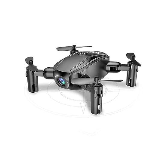 L@LILI Mini Drone para niños con videocámara HD, Quadcopter para ...