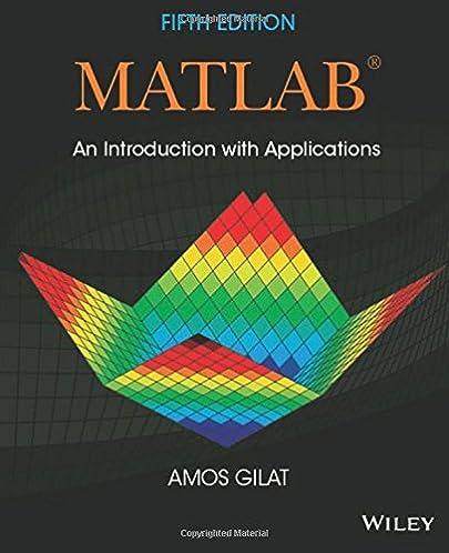 matlab an introduction with applications amos gilat 9781118629864 rh amazon com Gilat Peru Gilat Peru