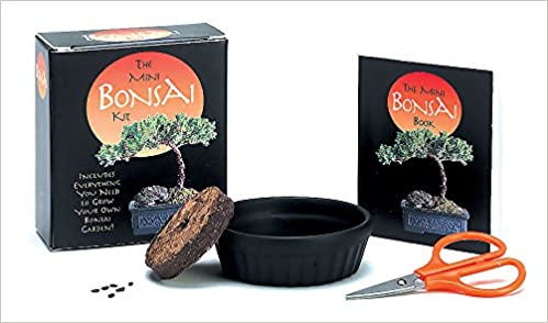 The Mini Bonsai Kit (Miniature Editions Pocket Pack): Amazon.es: Running Press: Libros en idiomas extranjeros