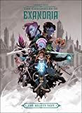 Book cover from Critical Role: The Chronicles of Exandria   The Mighty Nein by Critical Role