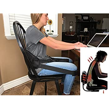 how to get better posture while sitting