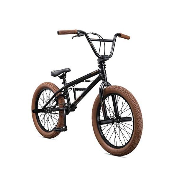 Mongoose Legion L20 Boy's Freestyle BMX Bike