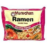 Maruchan Ramen Noodle Soup, Shrimp Flavor, 3 oz (85 g) For Sale
