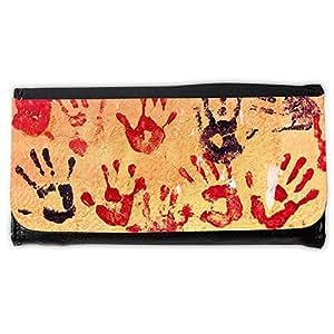 le portefeuille de grands luxe femmes avec beaucoup de compartiments // V00002323 Manos // Large Size Wallet