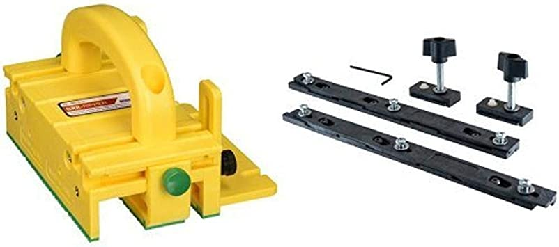 GRR-RIPPER 3D Pushblock with Miter Bars