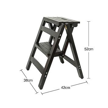 Surprising Amazon Com Step Stool Solid Wood Flower Stand Shelf Ibusinesslaw Wood Chair Design Ideas Ibusinesslaworg