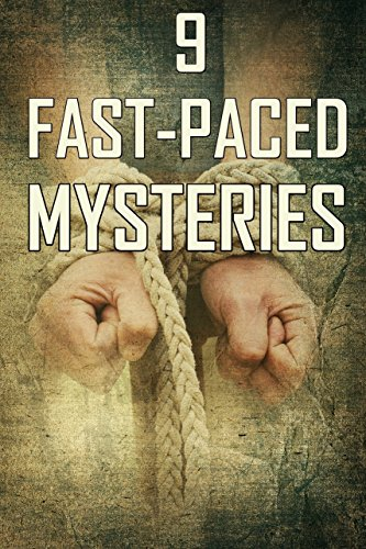 9 Fast-Paced Mysteries: Boxed Set