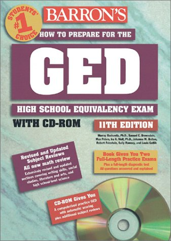 Barron's How to Prepare for the Ged: High School Equivalency Exam