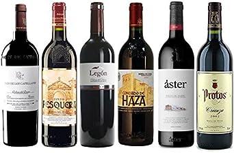 Pack Vino Ribera del Duero Gourmet 6 botellas, 1 Pago de los ...