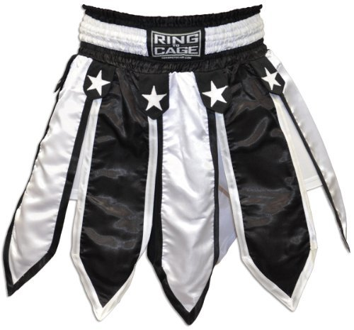 Muay Thai GLADIATOR Muay Thai Shorts (Small) by Ring to Cage