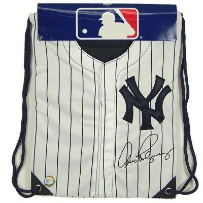 ニューヨークヤンキースAlex Rodriguez肩袋バックパック B00269XSNE