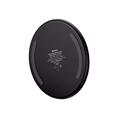 Amazon.com: HowLoo Fast Wireless Qi Charger Rapid Alloy ...