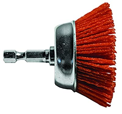 Century Drill and Tool Coarse Nylon Abrasive Cup Brush