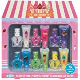 Super Girls Enfants Coffret de vernis à ongles/Water Base Kids nailpolish Gloss Set de 12
