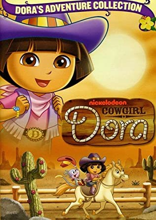 Amazon Com Dora The Explorer Cowgirl Dora Dora The Explorer