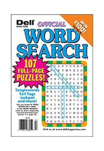 Dell Official Word Search Puzzles ()