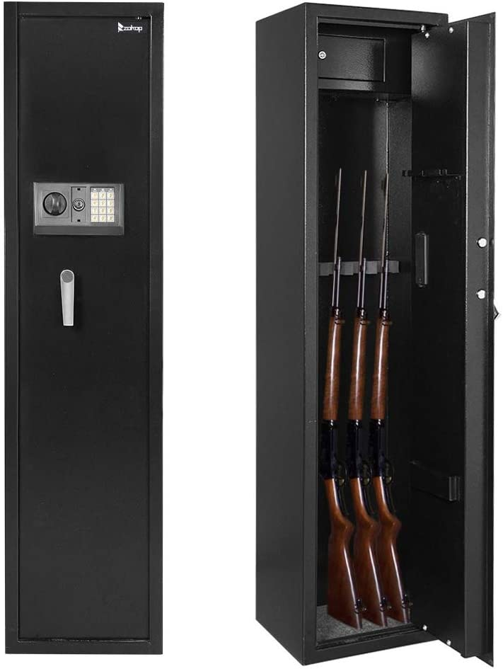 Stack On GCWB-10-5-DS 10 Gun Security Cabinet2