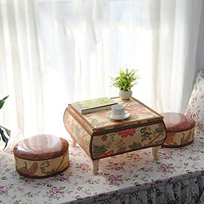 Mesas de centro Mesa de Centro Mesa de té con ventanal Mesa Baja ...