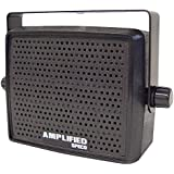 SPECO SPEAES4 10W Amplified Deluxe Professional Communications Speaker