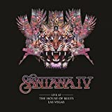 Santana IV - Live At The House of Blues Las Vegas (+ 3 LPs) [4 DVDs]