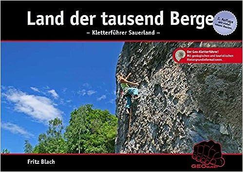 Land der tausend Berge: Kletterführer Sauerland