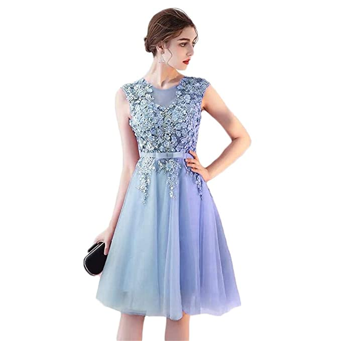 Dydsz Women\'s Prom Homecoming Dresses for Juniors 2019 A ...